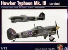 Pavla 72044 Model Kit 1/72 Hawker Typhoon IB (car door)